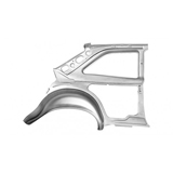 Escort Mk1 2 Door Inner Rear Quarter Panel O/S