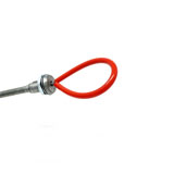 Lifeline 6Ft Red Loop Handle Pull Cable