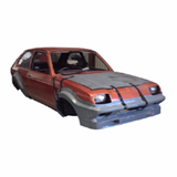 Dealer Team Vauxhall Chevette HS Works Group 4 Bodykit Fibreglass