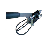 Hydraulic Handbrake Brake Cable Attachment