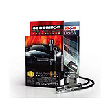 Austin Rover Mini Goodridge Zinc Brake Hose Kit (Drum/Drum)