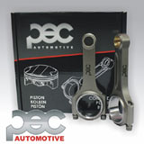 Citroen DS3 Racing & Peugeot 207 GTI EP6 1.6 16v Turbo H-Beam PEC Steel Connecting Rods